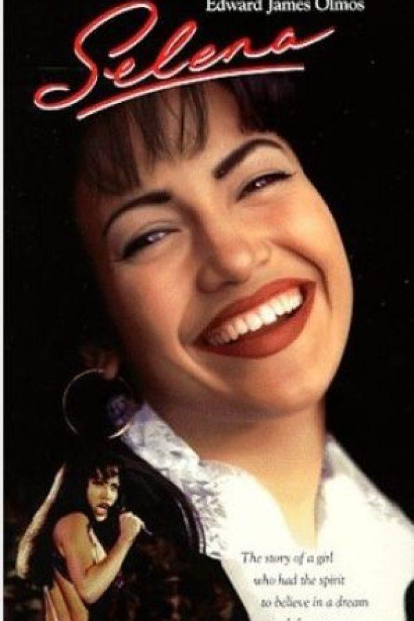 Selena Quintanilla murió a los 23 años el 31 de marzo de 1995 Foto:Vía IMDb