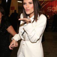 """La carrera de Laura Pausini alcanzó gran proyección luego de aparecer en el show de """"Sábado Gigante"""" Foto:Getty Images"""