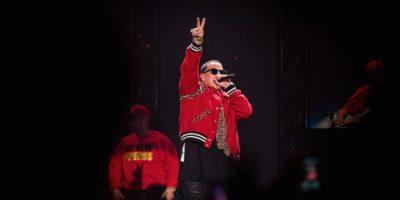 """""""Don Francisco"""" también promovió el género del reggaeton entre su público al presentar a Daddy Yankee y Don Omar Foto:Getty Images"""