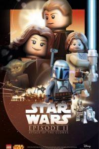 Final Feature realizó un pequeño tráiler con piezas de LEGO Foto:Facebook/LEGO