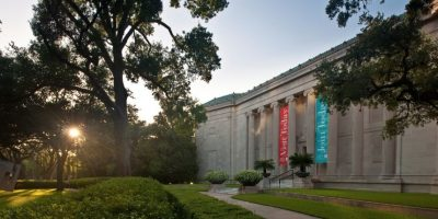 The Museum of Fine Arts – Houston, Estados Unidos. Foto: facebook.com/mfah.org