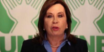VIDEO. Sandra Torres le pide a diputado por Escuintla que se disculpe y que renuncie