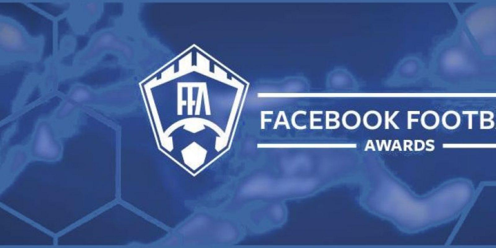 Asi luce el perfil oficial de esta iniciativa de Facebook. Foto:Facebook Football Awards