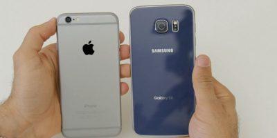 """¿Android o iPhone? Estos dos hombres lo """"resolvieron"""" a golpes"""