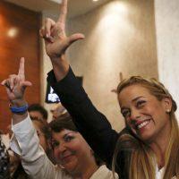 Es reconocida como una activista venezolana por los derechos humanos. Foto:AP
