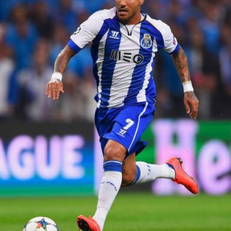 Anotó dos triunfos en el triunfo del Porto 3-1 sobre Bayern Múnich Foto:Getty Images