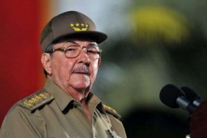 Raúl Castro, presidente cubano Foto:Agencias