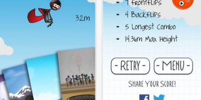 Stickman Trampoline PRO: el popular juego para saltar en trampolín es gratis por tiempo limitado. Foto:The App Ward