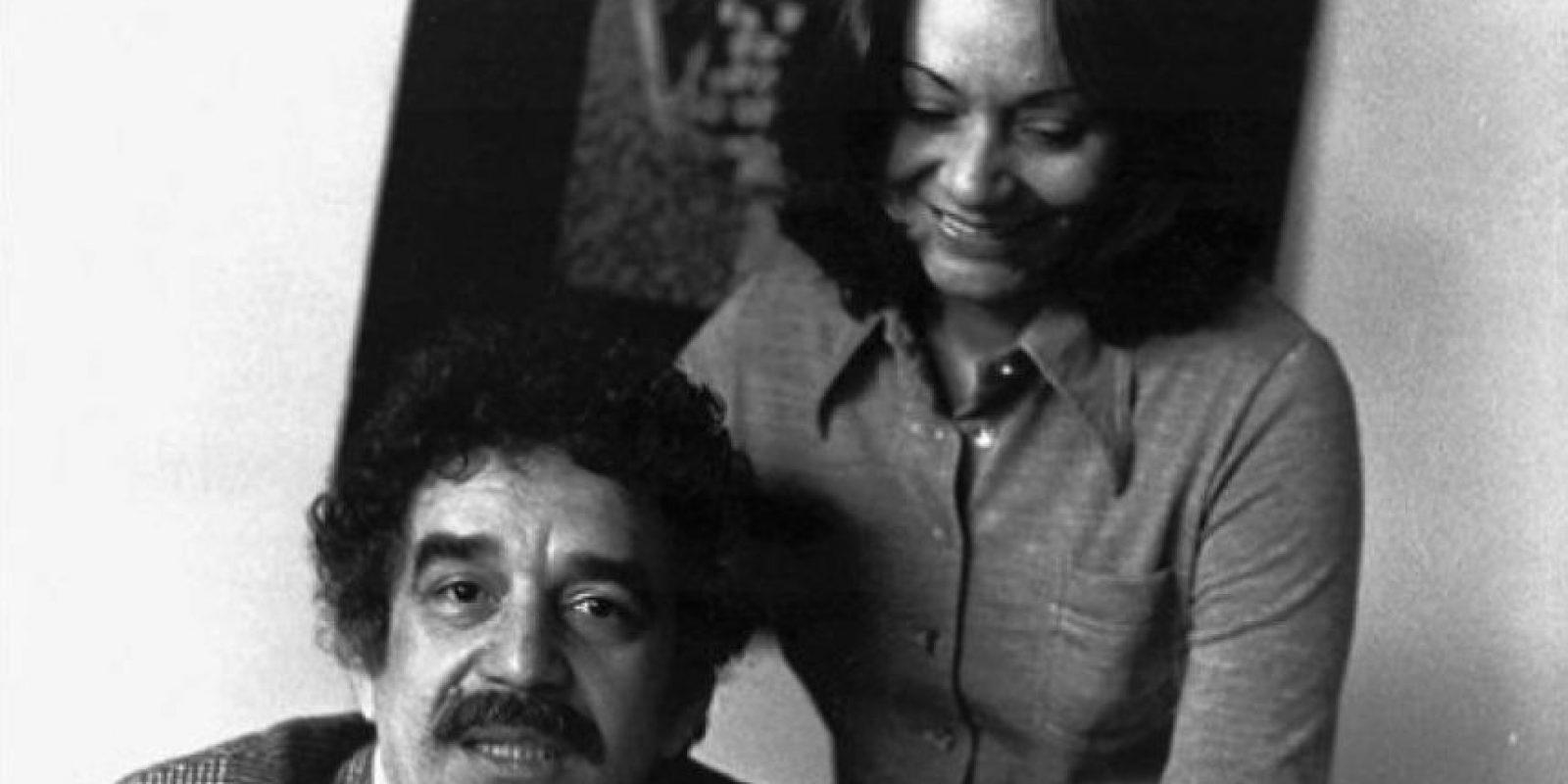 2. Su nombre completo es Gabriel José de la Concordia García Márquez. Foto:AP/Archivo
