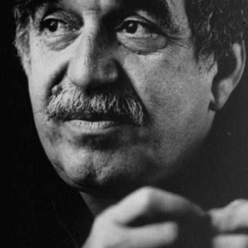 3. Ganó el Premio Nobel de Literatura en 1982. Foto:AP/Archivo