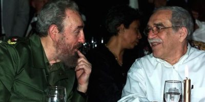 7. Era amigo de Fidel Castro. Foto:AP/Archivo