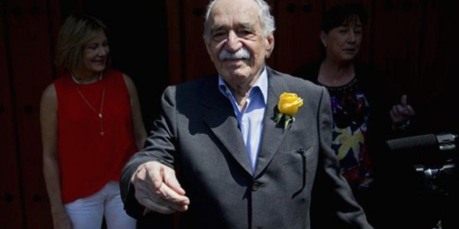5. El domingo 19 de abril el canal Discovery transmitirá en México un documental sobre el escritor. Foto:AP/Archivo