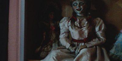 En el caso de Annabelle, su caso se conoció en los años 70. Foto:vía Warner Bros