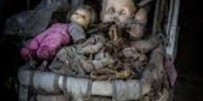 """VIDEO: Esta """"muñeca poseída"""" puede darles náuseas y horribles dolores"""