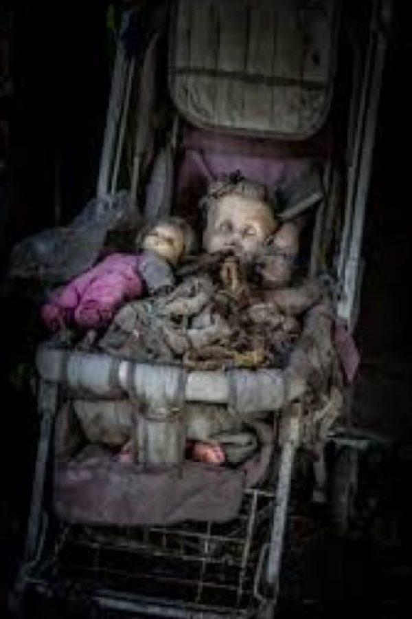 La cultura popular siempre ha estado fascinada por el mito de los muñecos diabólicos. Foto:vía Wikimedia