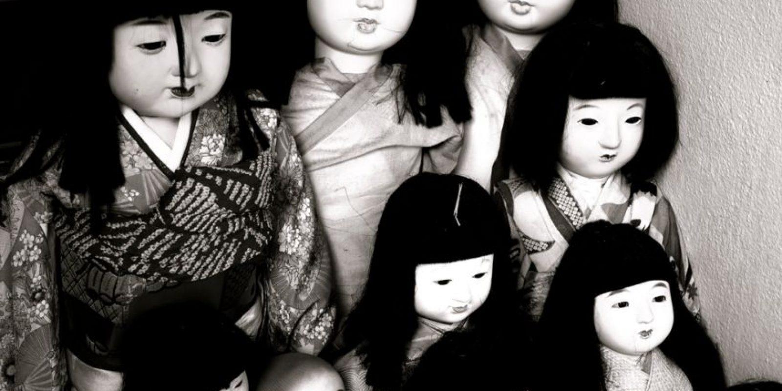 En Japón, por ejemplo, existe el mito de Okiku, una niña de dos años que murió repentinamente. Foto:vía Wikimedia