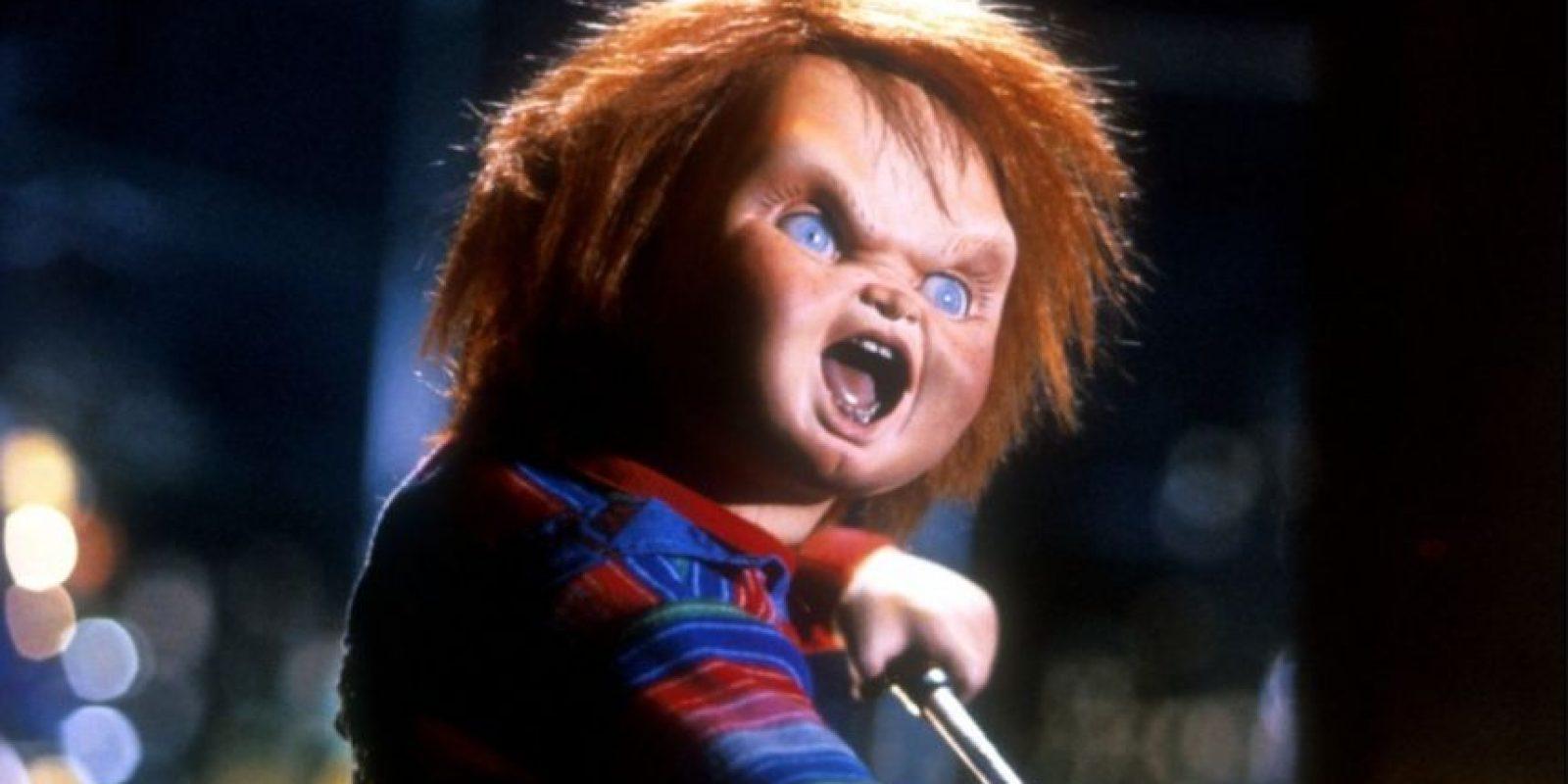 Hay otro muñeco famoso en la cultura pop: Chucky. Foto:vía MGM