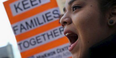 En esa época dos millones 700 mil inmigrantes fueron legalizados con la Ley de Reforma y Control de la Inmigración de 1986. Foto:vía Getty Images