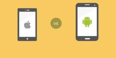 Según los expertos, las actualizaciones de Android dependen tanto de Google, como del fabricante y del operador telefónico, lo que Apple simplemente se evita al ser el único amo del sistema iOS. Foto:twitter.com/litmusapp/