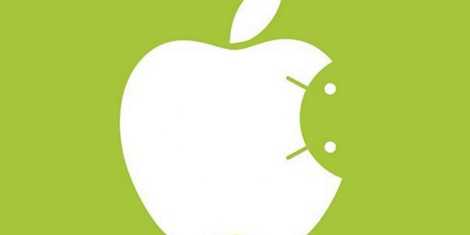 Sin embargo, Android tienen una libertad creativa por arriba de la que tienen los productos de Apple. La capacidad de personalizar todo tipo de apartados visuales es asombrosa, y ésta sigue siendo sin duda una de las grandes bazas de Google y Android Foto:twitter.com/merikliftmaster/