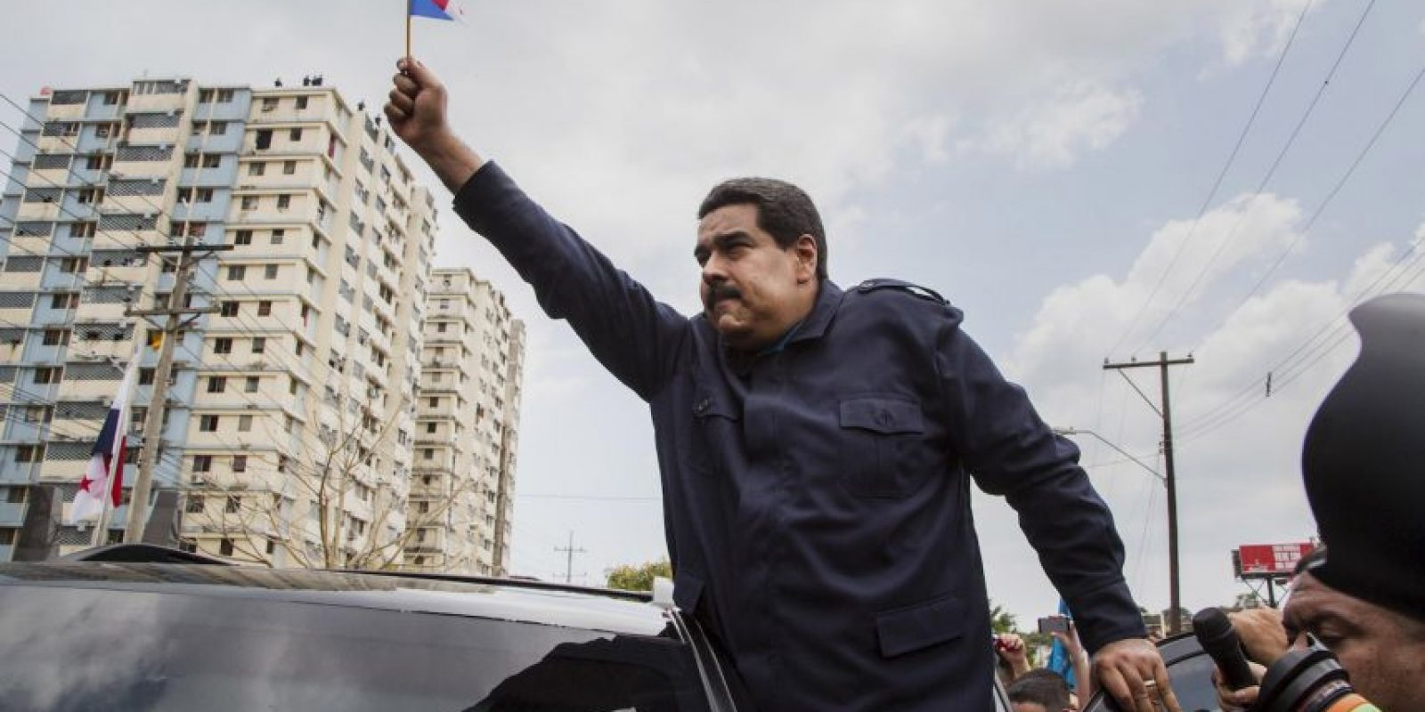 El Gobierno de Maduro ha llevado a Venezuela a una crisis social. Foto:AP