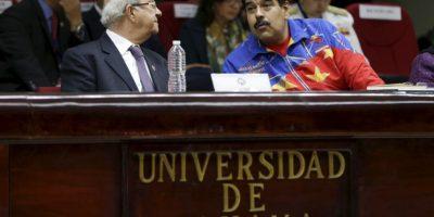 Muchos piden la renuncia de Maduro. Foto:AP