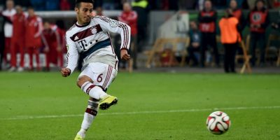 Thiago Alcántara Foto: Getty Images