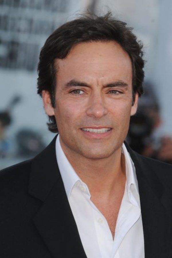 Anthony Delon Foto:Getty Images