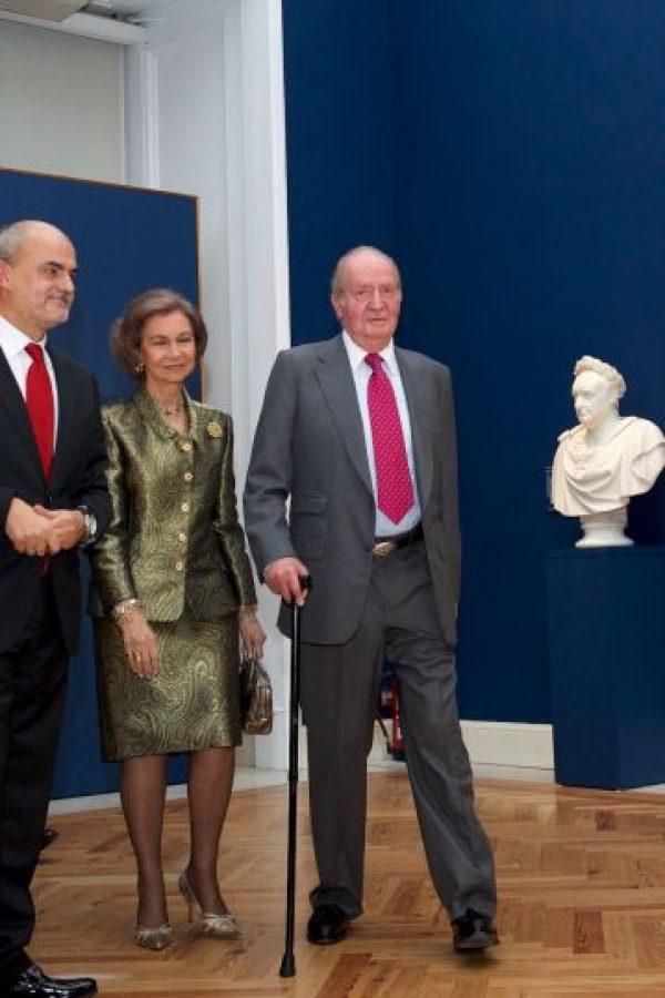 14 de mayo. Juan Carlos de España se casa con la Princesa Sofía de Grecia, en Atenas. Foto:Getty Images