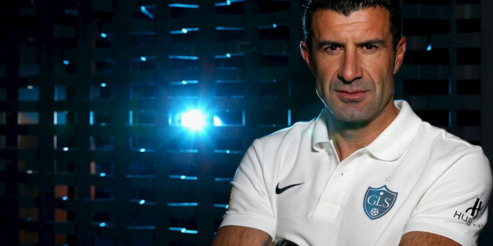 Dejó el cuadro merengue en 2005 y jugó sus últimos años como profesional en el Inter de Milán, equipo en el que se retiró en 2009. Foto:Getty Images