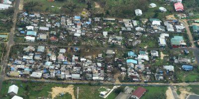 Información: Comité de Huracanes de la Organización Metereológica Mundial Foto:Getty Images