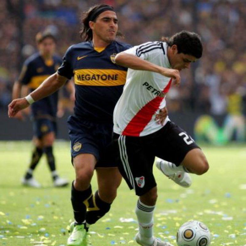 7. 16 de abril de 1970: River Plate 1-0 Boca Juniors Foto:Getty Images