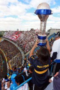 9. 09 de abril de 1977: Boca Juniors 1-0 River Plate Foto:Getty Images