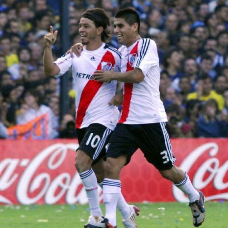 12. 17 de octubre de 1970: River Plate 0-2 Boca Juniors Foto:Getty Images