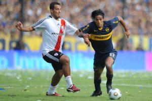 14. 30 de septiembre de 1982: River Plate 1-0 Boca Juniors Foto:Getty Images