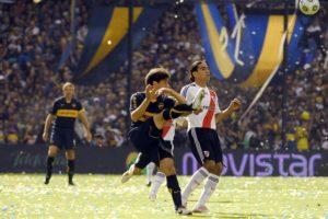 13. 05 de agosto de 1982: Boca Juniors 0-0 River Plate Foto:Getty Images