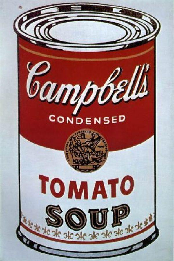 """9 de julio: Andy Warhol estrena su exhibición de """"Las de Sopa Campbells"""" en Los Ángeles Foto:Jssgaller.com"""