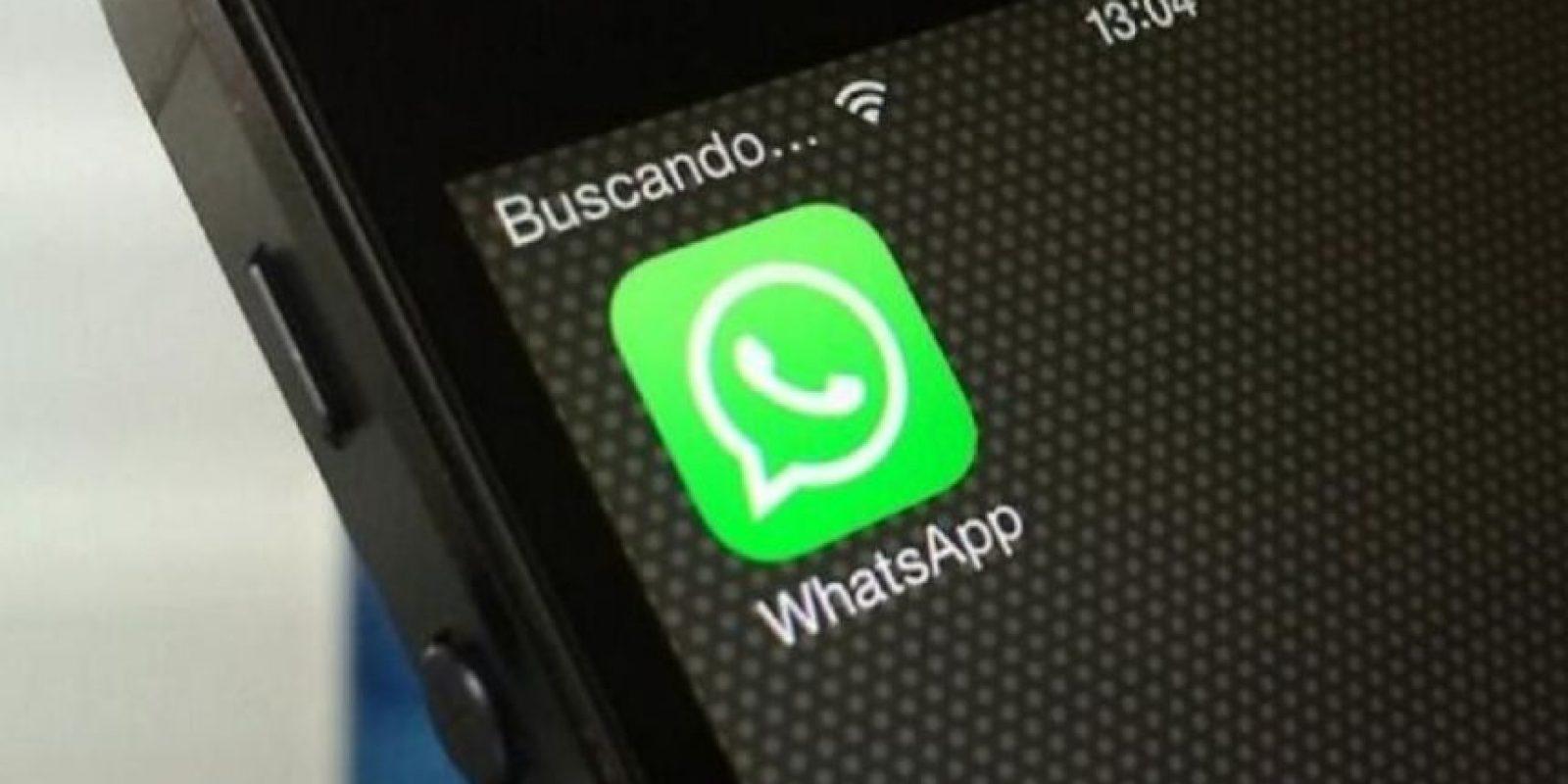 Jan Koum, CEO de WhatsApp, anunció el nuevo récord de la app de mensajería. Foto:AFP
