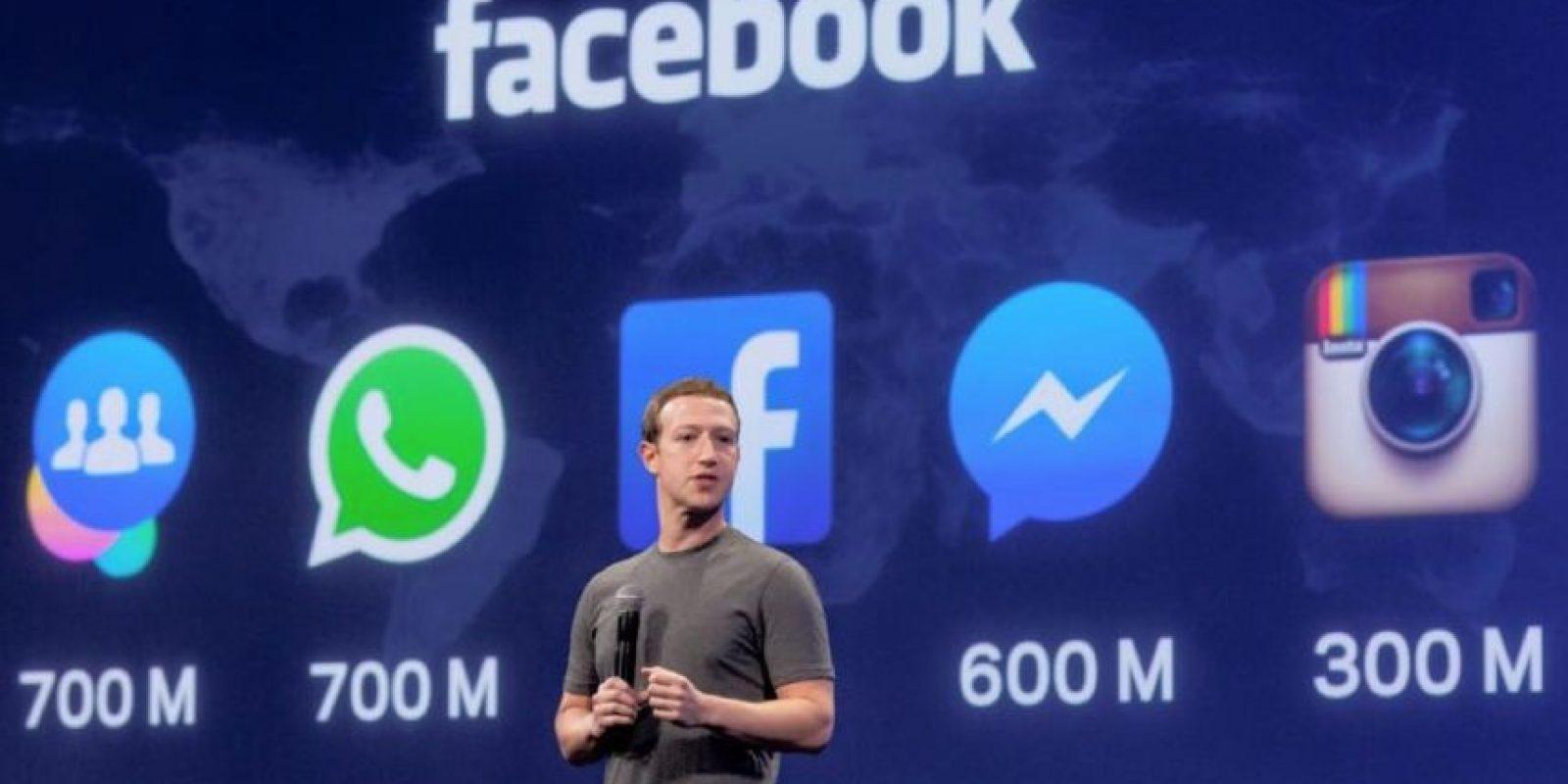 Apenas el 25 de marzo pasado, Mark Zuckerberg, dueño de WhatsApp, anunciaba que tenían 700 millones de usuarios activos al mes. Foto:facebook.com/zuck