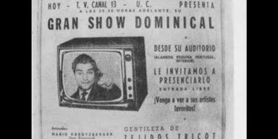 Inició transmisiones el 8 de agosto de 1962. Y en ese mismo año… Foto:Mediamoves.com