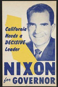 """7 de noviembre: Richard Nixon pierde la elección a gobernador de California y anuncia su """"última conferencia de prensa"""". Años más tarde, en 1969 se convertiría en presidente de Estados Unidos. Foto:circajerk.com"""