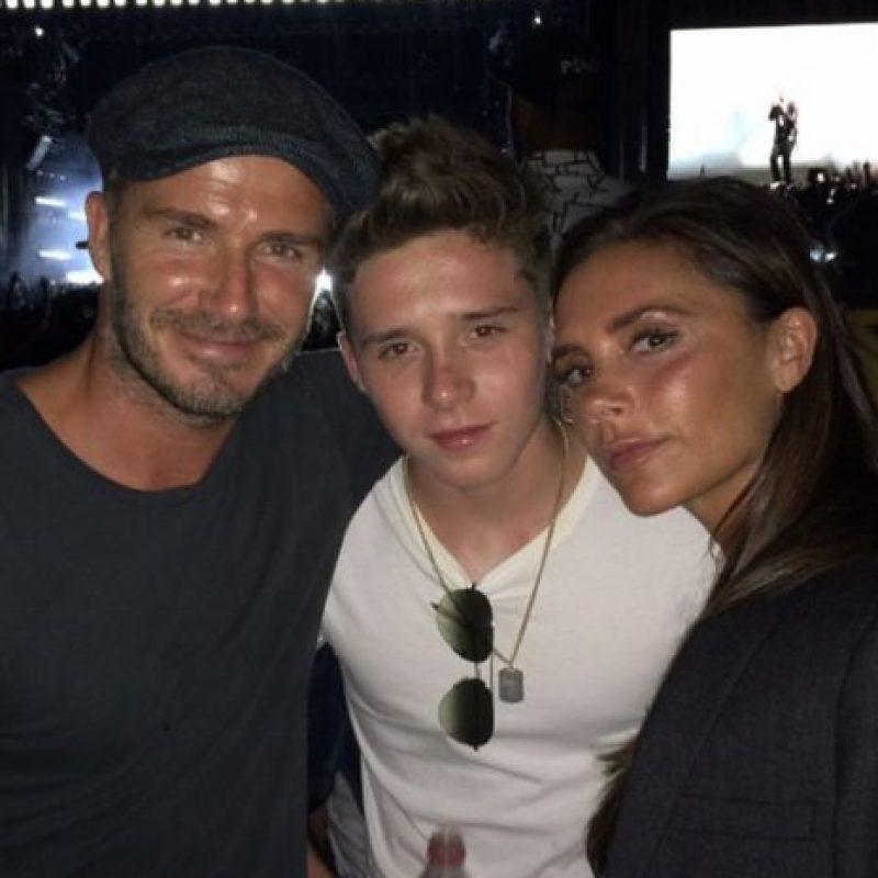 Brooklyn es el mayor de los hijos de Victoria y David Beckham. Foto:Vía instagram.com/brooklynbeckham