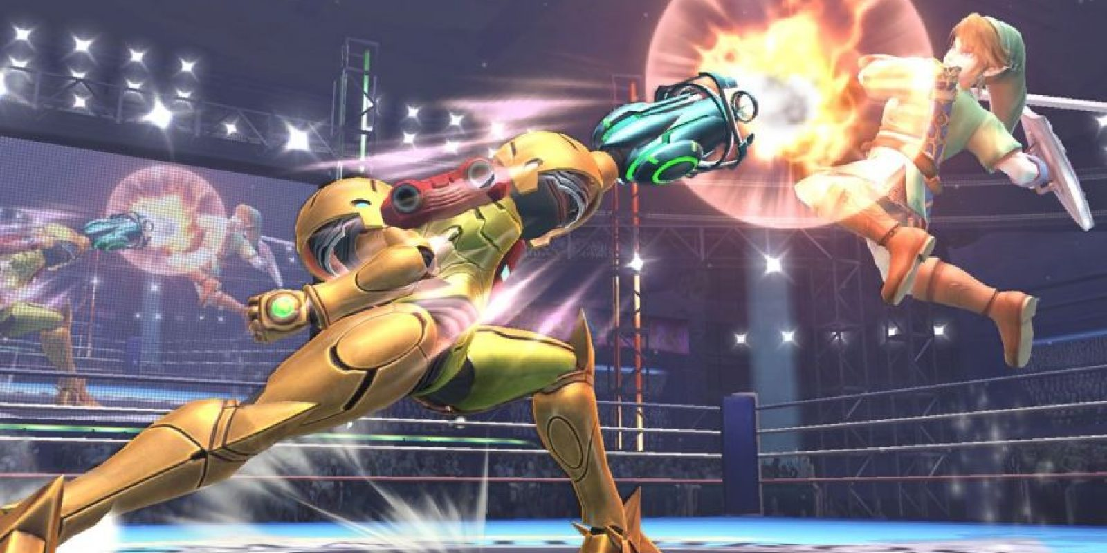 Foto: Super Smash Bros