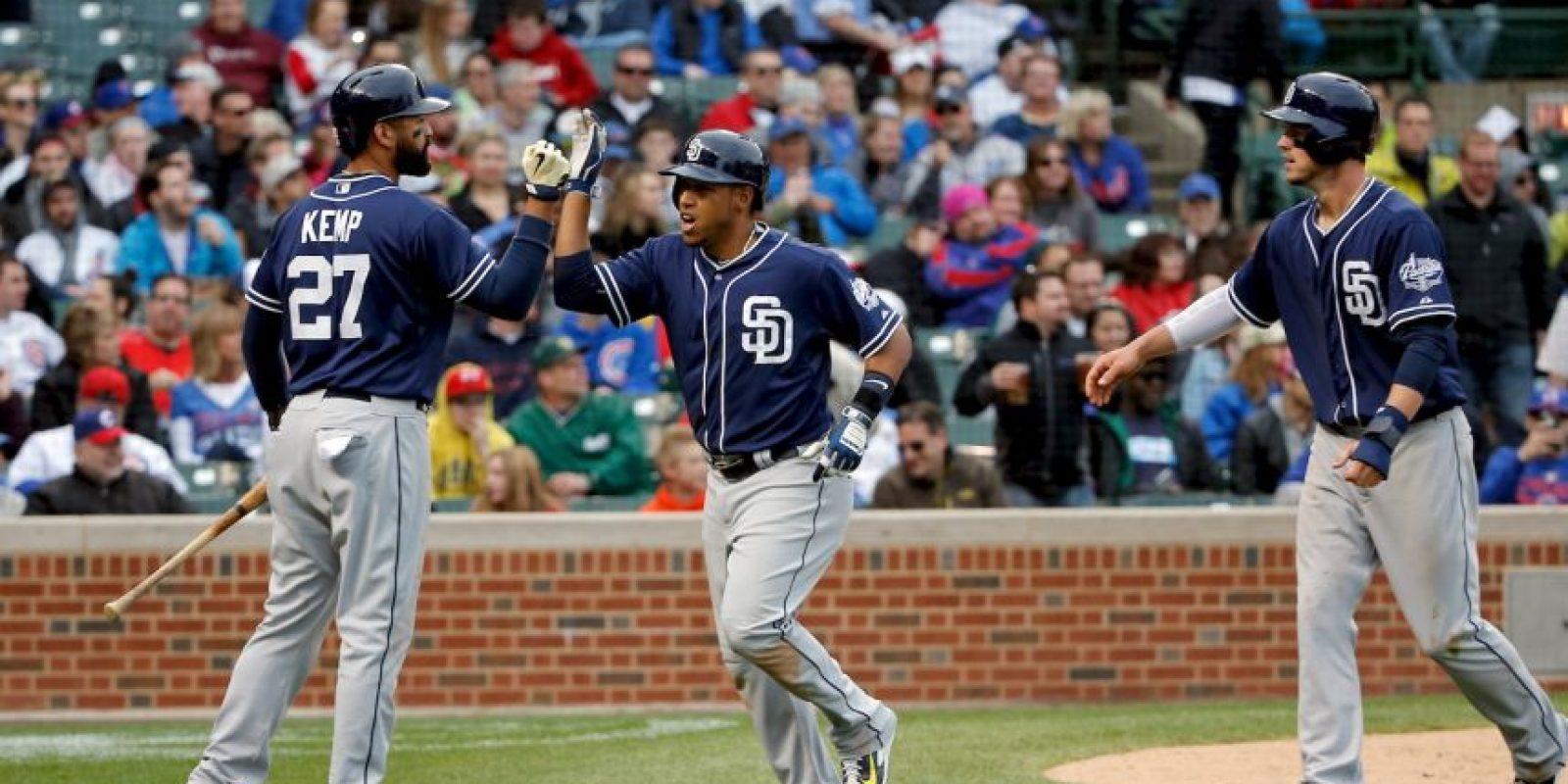 La temporada regular de la MLB comenzó el 5 de abril de 2015 y concluirá el próximo 4 de octubre. Foto:Getty Images