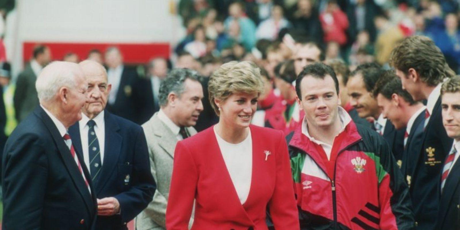 En diciembre de 1992, los príncipes de Gales anunciaron su separación. Foto:Getty Images