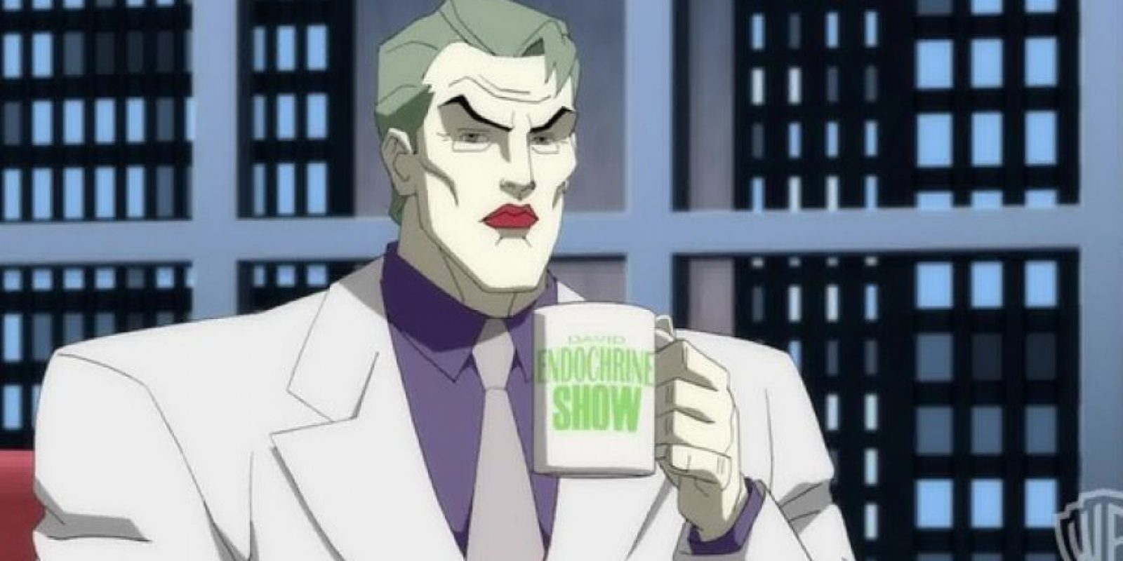 "La nueva caracterización de ""The Joker"" podría hacer referencia al cómic ""Batman: The Dark Knight Returns"" Foto: DC Comics"