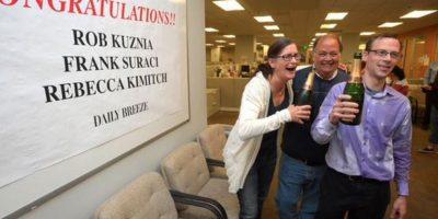 Ganador del Pulitzer dejó el periodismo para poder pagar sus deudas