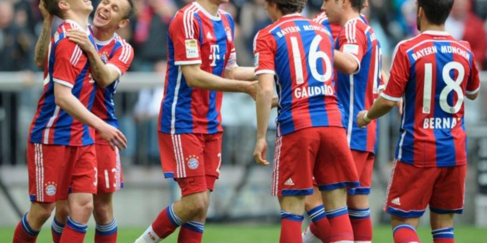 Bayern fue sorprendido en la ida Foto:Getty Images