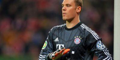 Manuel Neuer es el guardián del arco alemán Foto:Getty Images