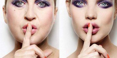 """La editora de fotografía Nathalie Croquet recrea las más famosas campañas de moda recreándolas con una """"mujer normal"""". Es decir, ella misma. Todo hace parte de su proyecto """"Spoof"""" ¿Cómo quedó? Foto:vía Instagram/nathaliecroquet"""